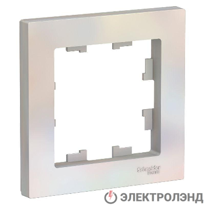 Рамка 1-м ATLAS DESIGN жемчуг SchE ATN000401