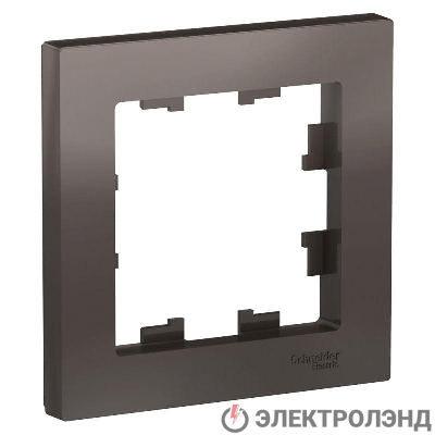Рамка 1-м ATLAS DESIGN мокко SchE ATN000601